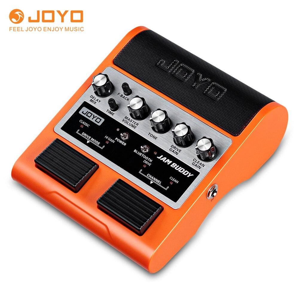 JOYO JAM BUDDY Bluetooth stéréo guitare électrique haut-parleur amplificateur grand son plusieurs canaux de tonalité complet effet de retard