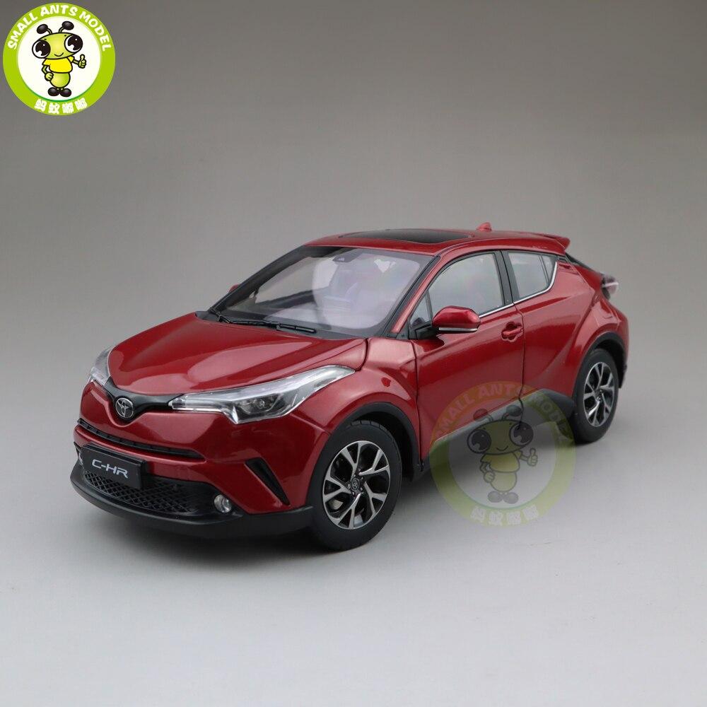 Oyuncaklar ve Hobi Ürünleri'ten Pres Döküm ve Oyuncak Araçlar'de 1/18 CHR C HR döküm SUV araba modeli oyuncaklar çocuklar erkek kız hediye kırmızı renk'da  Grup 1
