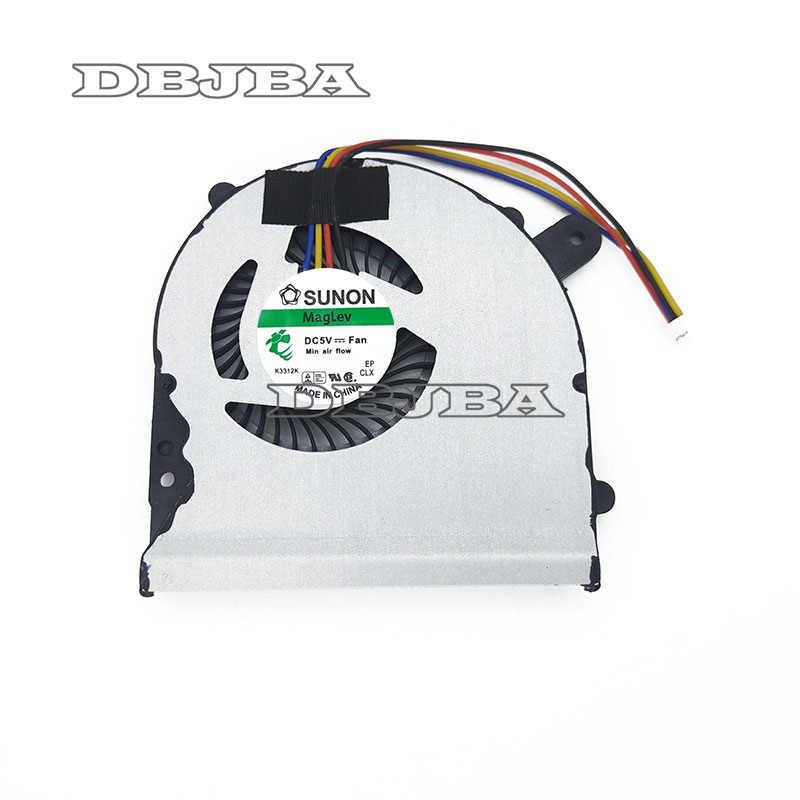 Laptop CPU Cooling Fan For ASUS X402C X502C X502C-RB01 X502CA X502CA-B130801C X502CA-BCL0901D X502CA-BI30704A X502CA-BI30705B