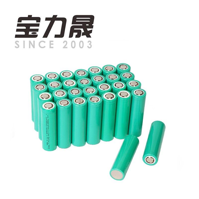 40 PCS/Lot 18650 batterie au Lithium 3300 mAh 3.7 V pour samsung 18650 batteries Li ion lithium ion 18650 grand courant 18650VTC7