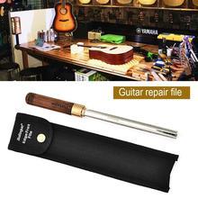 יהלומי גיטרה לדאוג כותרת הלבשה קובץ צר/בינוני/רחב 3 קצוות גיטרה תיקון & Luthier כלים