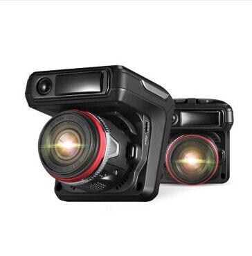 3 In1 voiture Dvr caméra 2.4 détecteur de Radar X7 Version russe pleine bande X Ku K ka-plus Laser 150 degrés lentille Gps Tracker enregistreur