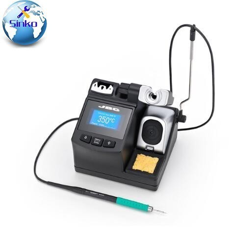 JBC CD 2SHE 230V With T210 A Handle Precision Soldering Station For Repairing Mobile Phone With T210 A Precision Soldering Pen