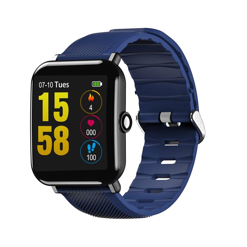 OUKITEL W2 BT Smart Watch Pedometer Sleep Heart Rate Monitor Remote Camera IP67 Waterproof Sports SmartWatch