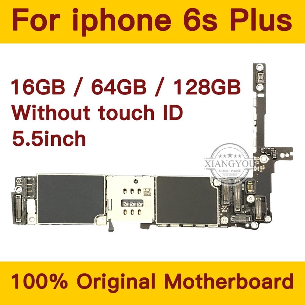 16gb / 64gb / 128gb Original unlocked for iPhone 6S Plus Motherboard without Touch ID,for iphone 6s plus Mainboard,Good Tested16gb / 64gb / 128gb Original unlocked for iPhone 6S Plus Motherboard without Touch ID,for iphone 6s plus Mainboard,Good Tested