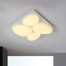 Umeiluce LED Ceiling Light Novelty Geometrical Flush Mount Lights Ambient For Dining Bed Room Study