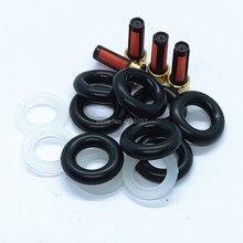 Оптовая продажа 4 комплекта топливного комплект для ремонта инжектора для hyundai Accent 1.5L инжектор Часть #35310-22600 353102B000 для kia cerato 2010