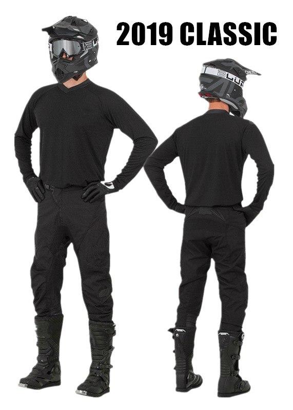 2019 classique Moto MX Jersey pantalon Motocross équipement ensemble vêtements chaud Moto costume Dirt Bike costume
