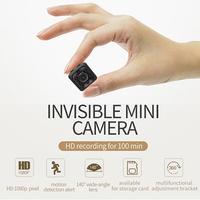 Quelima SQ11 HD mikro kamera samochodowa 1080p noktowizor czujnik dv dvr aparat wideorejestrator Mini Auto tylna kamera dyktafon w Kamery pojazdowe od Samochody i motocykle na