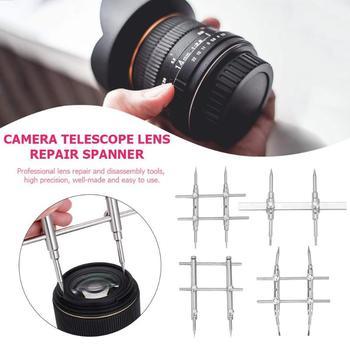 Набор инструментов для ремонта объектива камеры 10-100 мм, Ремонтный гаечный ключ для объектива телескопа, набор инструментов для разборки
