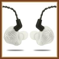 MoonDrop BLESSING 1DD+4BA 5Unit Driver HiFi In-Ear Earphone Public Template Earphones with Detachable Cable