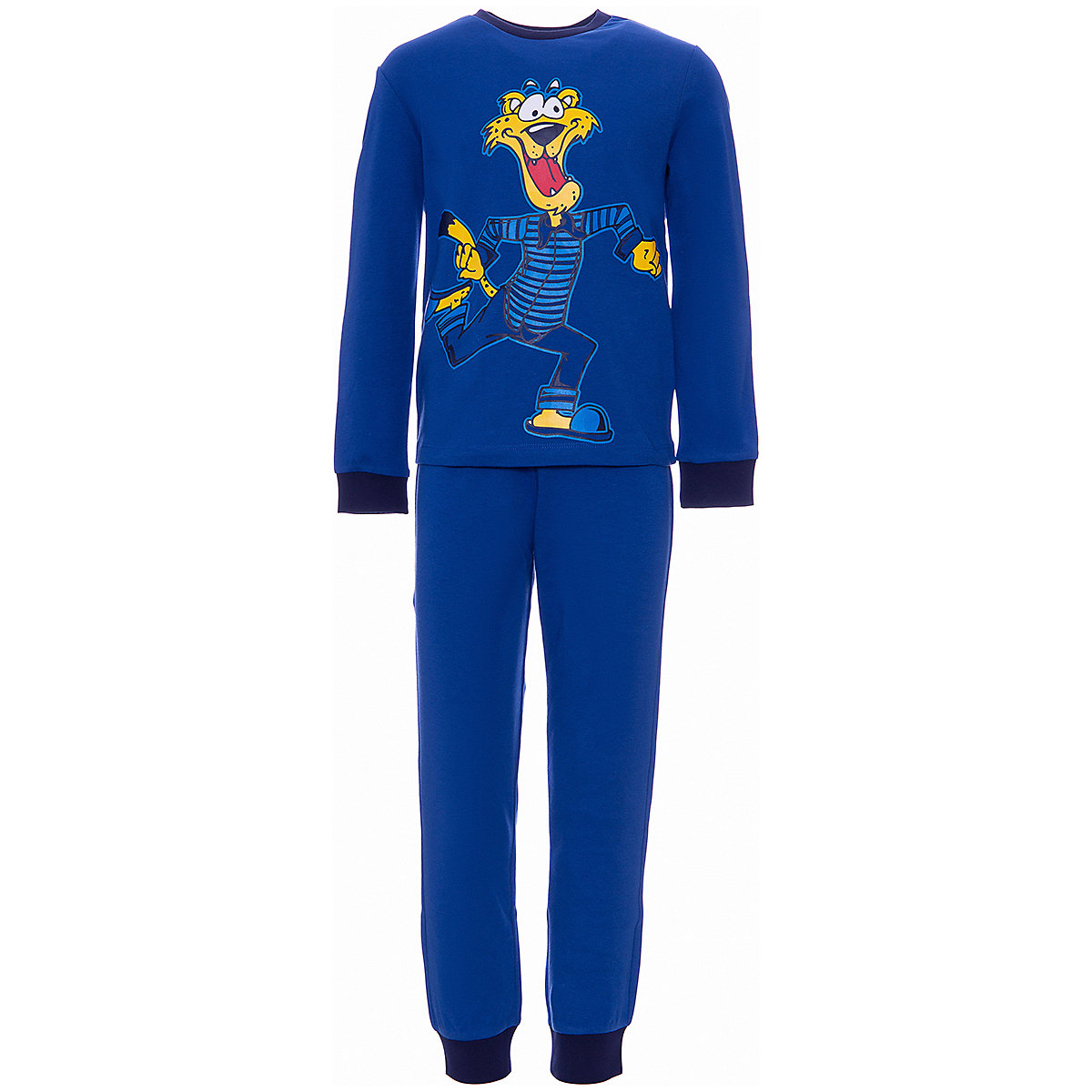 ORIGINAL MARINES Pajama Sets 9501034 Cotton Boys childrens clothing Sleepwear Robe leaf print ruffle hem cami pajama set