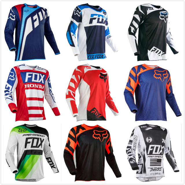 2019 DH LS BMX motocross downhill cycling Jersey cycling clothing enduro  team pro rbx MTB Moto GP mountainbike accept customized 4aa524c04