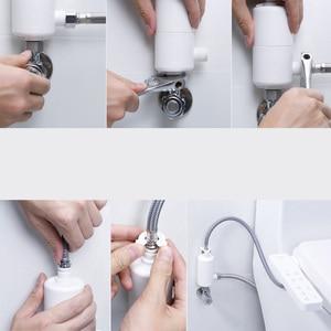 Image 4 - Smartmi filtro de agua inteligente para asiento de inodoro, accesorio de baño para el hogar, Smartmi