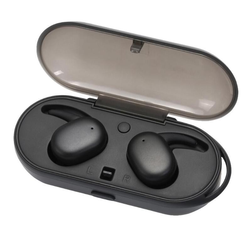 Wireless bluetooth5.0 Mini Twin TWS Waterproof Touch Sport Earbuds Earphone