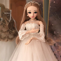 Dolls With Wedding 100% Handmade Beauty Toys