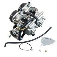 New CARB Carburador para YAMAHA RAPTOR 660 2003 YFM 1x Acelerador Tampa Da Base