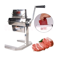 GZZT Meat Tenderizer Kitchen Meat Tools MTS7 Stainless Steel Meat Grinder Poultry Tools Manual Steak Beef Pounders Fast Maker