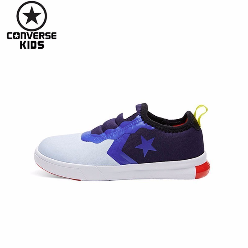 CONVERSE Child Shoes One Pedal Sneakers Male Children EVA Sole Exceed Light  Low  660332C-H e6e4c64ebe17