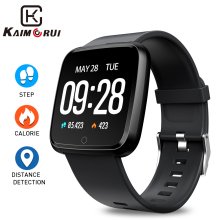 купить Fitness Bracelet IPS Color Screen Heart Rate Monitor Pedometer Smart Bracelet Women Activity Tracker Watch for Android IOS Phone по цене 1334.48 рублей