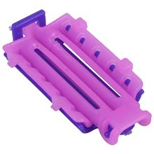 45pcs/bag Hair Clip Wave Perm Rod Bars Corn Curler DIY