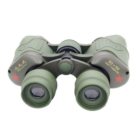 50x50 hd ao ar livre a prova dmilitary agua militar visao noturna telescopios binoculos de