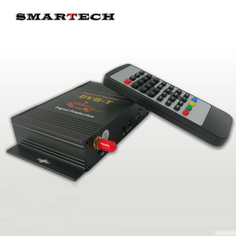 SMARTECH Android Car Radio TV Box, DVBT Digital TV Receiver external box Mobile DVBT TV Receiver