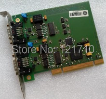 Плата промышленного оборудования esd CAN-PCI/266-PGE REV 1,0 CAN-PCI/266-GE-2