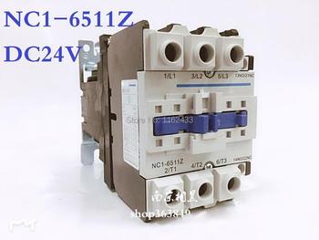 NC1-6511Z 65A 24 V 3 P NO + NC DC contactor NC1 serie contratista