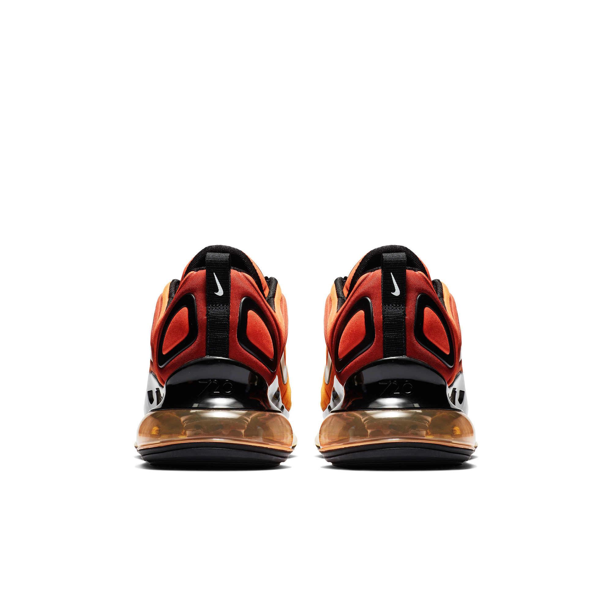نايك الجوية ماكس 720 الأصلي الرجال احذية الجري مريحة وسادة هوائية جديد وصول تنفس الرياضة في الهواء الطلق رياضية # AO2924-800