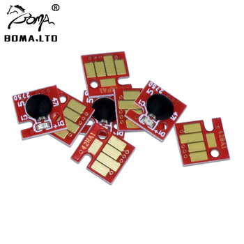 BOMA.LTD CLI-42 Auto Reset Chip Ink Ciss System Cartridge Chip For Canon CLI42 CLI 42 For Canon Pixma Pro -100 Printer gpr29 toner chip for canon imagerunner lbp5460 printer copier cartridge