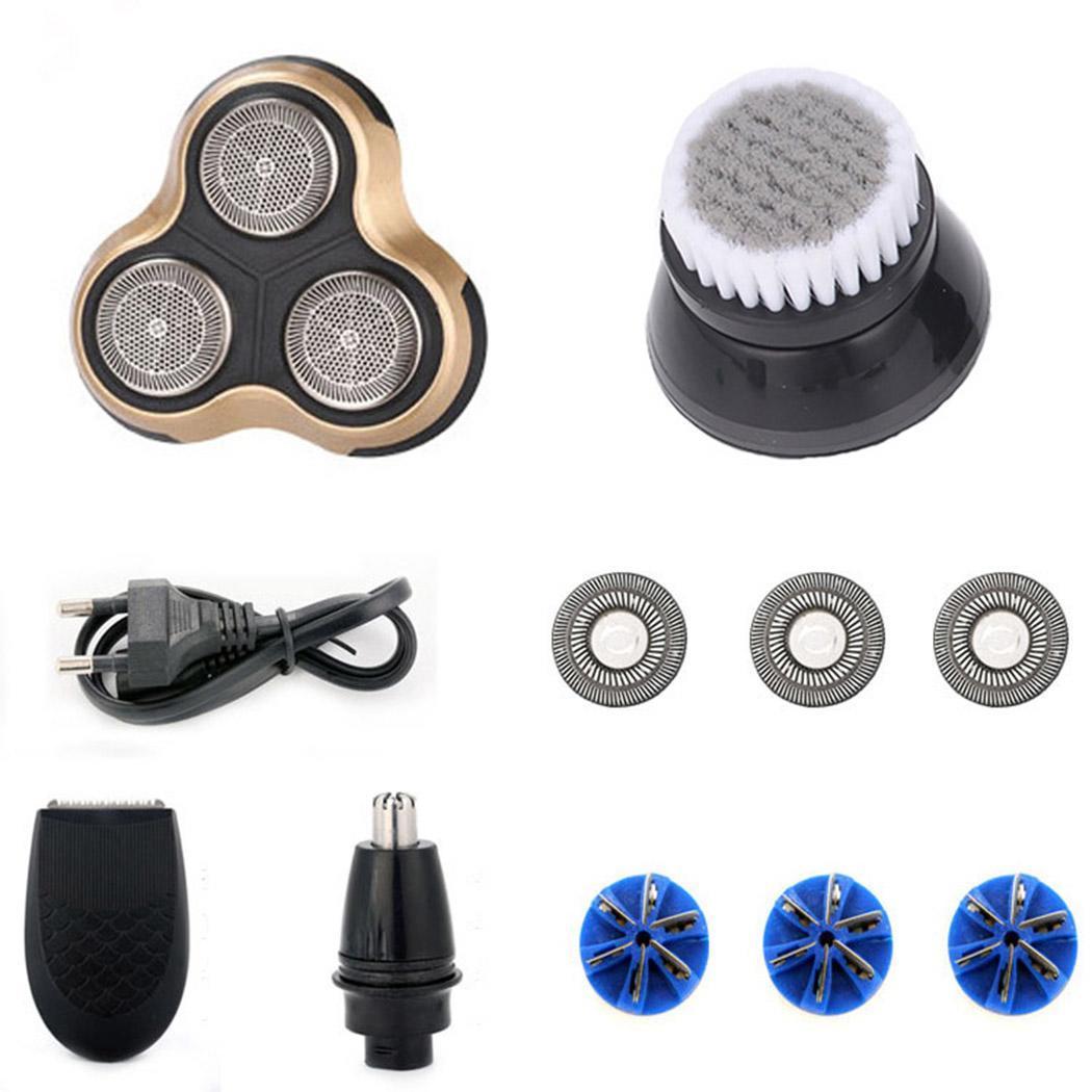 Men Make Up1pc Portable Multi-function Electric Razor Shaver Accessories Men's Shaver Rechargeable Shaving Machines