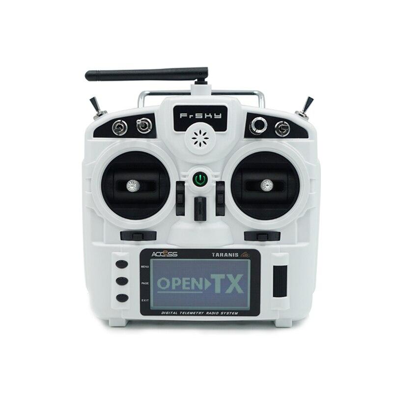 Transmetteur Portable FrSky Taranis X9 Lite 2.4GHz 24CH pour Drone RC/aile fixe/Multicopters jouets télécommandés RC