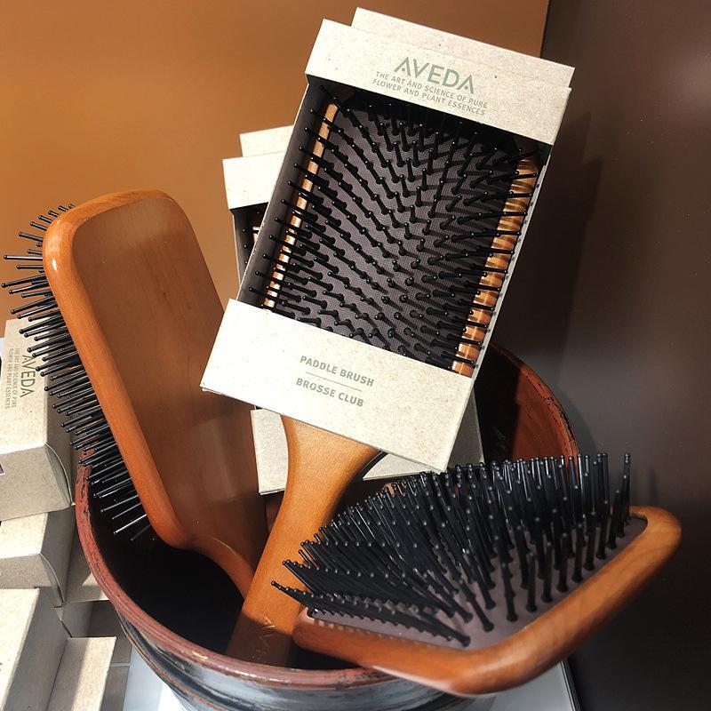 Massage Comb Gasbag Anti Static Hair Air Cushion Comb Hairbrush Wet Curly Detangle Hair Brush For Salon Hairdressing Styling