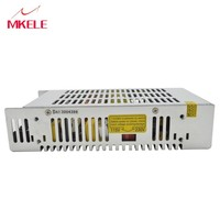 Single Output Switching Power Supply 5.9A 36VDC Dc Power Supplies Driver Transformer 200 W 36 V NES 200 36 For CNC CCTV Motor