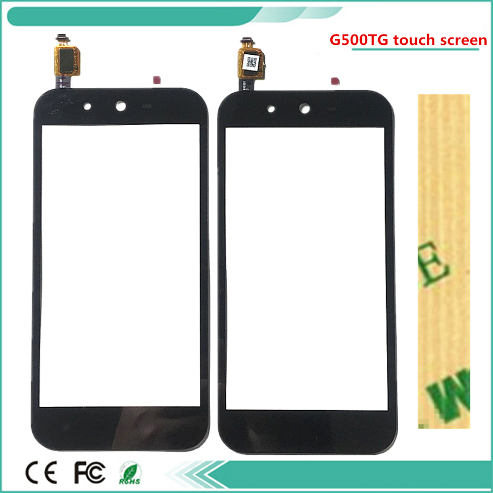 original touch Panel Forr <font><b>ASUS</b></font> <font><b>Live</b></font> <font><b>G500TG</b></font> Digitizer Touch Screen Sensor Glass Touch Screen Digitizer Touchscreen with 10pcs image