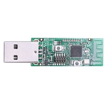 Wireless Bluetooth 4.0 Ble Cc2540 Sniffer Board Usb Interface Dongle Packet Protocol Debug Zigbee Module