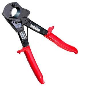 Image 4 - Mano Pinza Rosso HS 325A Al di Sotto di 240 Millimetro Quadrato Mano Ratchet Cable Cutter Pinza Ratchet Wire Cutter Pinza Strumento Mano