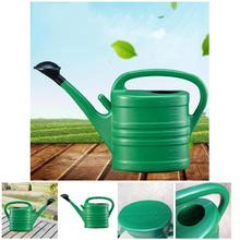 5L Plastic Watering Can Garden Essential Indoor Outdoor Light Weight Cans WXV Sale