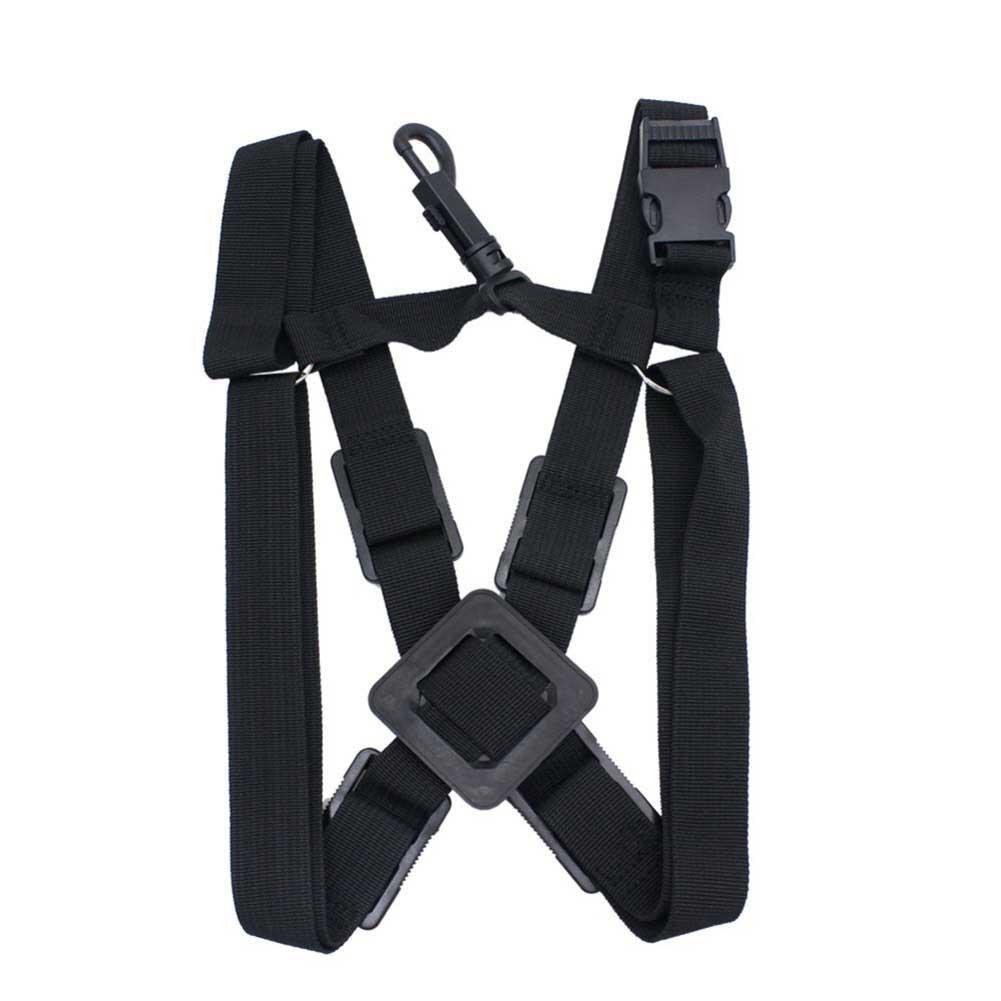 SLADE Adjustable Saxophone Sax Harness Shoulder Nylon Strap Belt For Alto/Tenor/Soprano Saxophone Parts Accessories