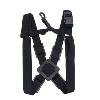 SLADE Adjustable Saxophone Sax Harness Shoulder Nylon Strap Belt for Alto/Tenor/Soprano Saxophone Parts Accessories protect deluxe tenor saxophone bag black