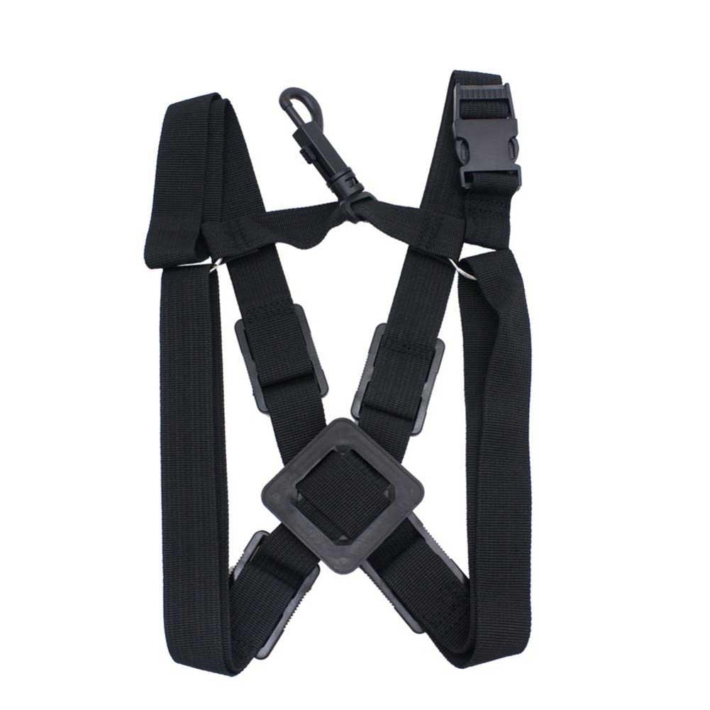 SLADE réglable Saxophone Sax harnais épaule Nylon sangle ceinture pour Alto/ténor/Soprano Saxophone pièces accessoires