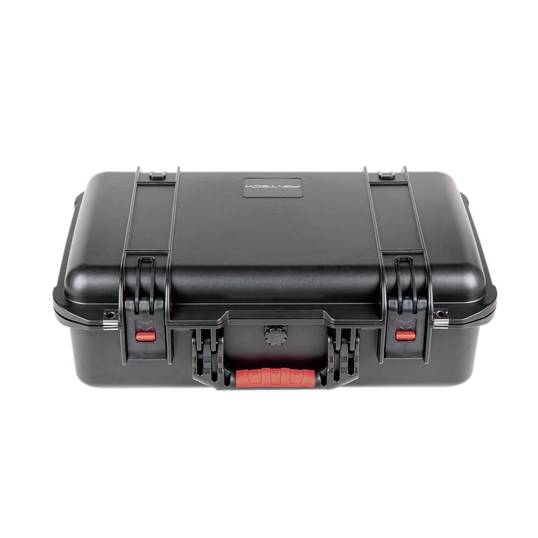 PGYTECH Batteries housse de transport imperméable Voyage En Plein Air boîte de rangement Valise de Sécurité Pour Inspirer 2 boîte de transport sac de rangement