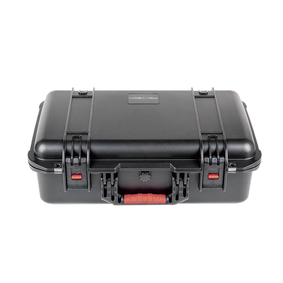 PGYTECH Batteries housse de transport imperméable voyage extérieur boîte de rangement valise de sécurité pour Inspire 2 boîte de transport sac de rangement
