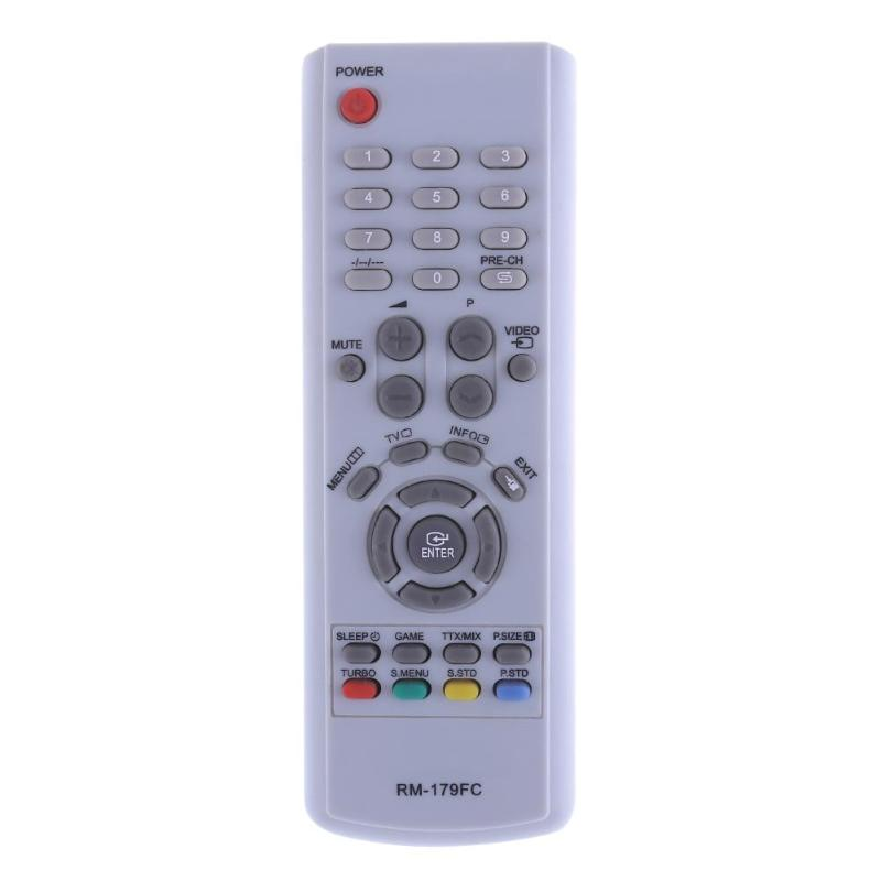 Remote Control Replacement For Samsung TV 16FC 018FC 179FC 3F14-00038-300 AAA59-00332A AAA59-00345A 3F14-00034-141