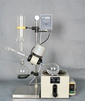 Serviceable 1L Laboratory Digital Display High Vacuum Rotary Evaporator for Chemical and Pharmarcy