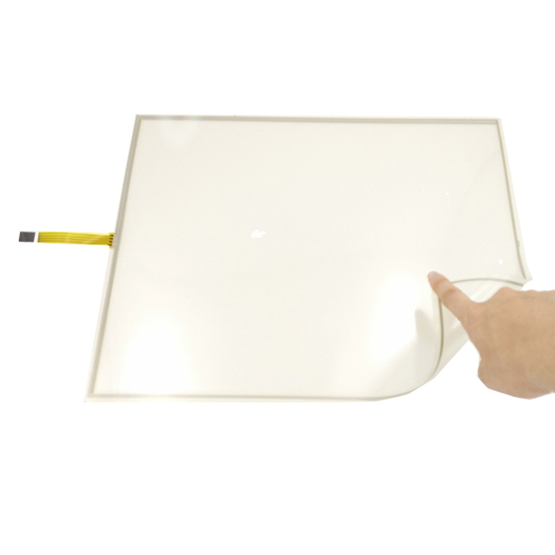 Free Shipping!!!New 19 396MM*323MM 4 Wire 4:3 Resistive Touch Screen Panel Digitizer Film to Glass+ControllerFree Shipping!!!New 19 396MM*323MM 4 Wire 4:3 Resistive Touch Screen Panel Digitizer Film to Glass+Controller