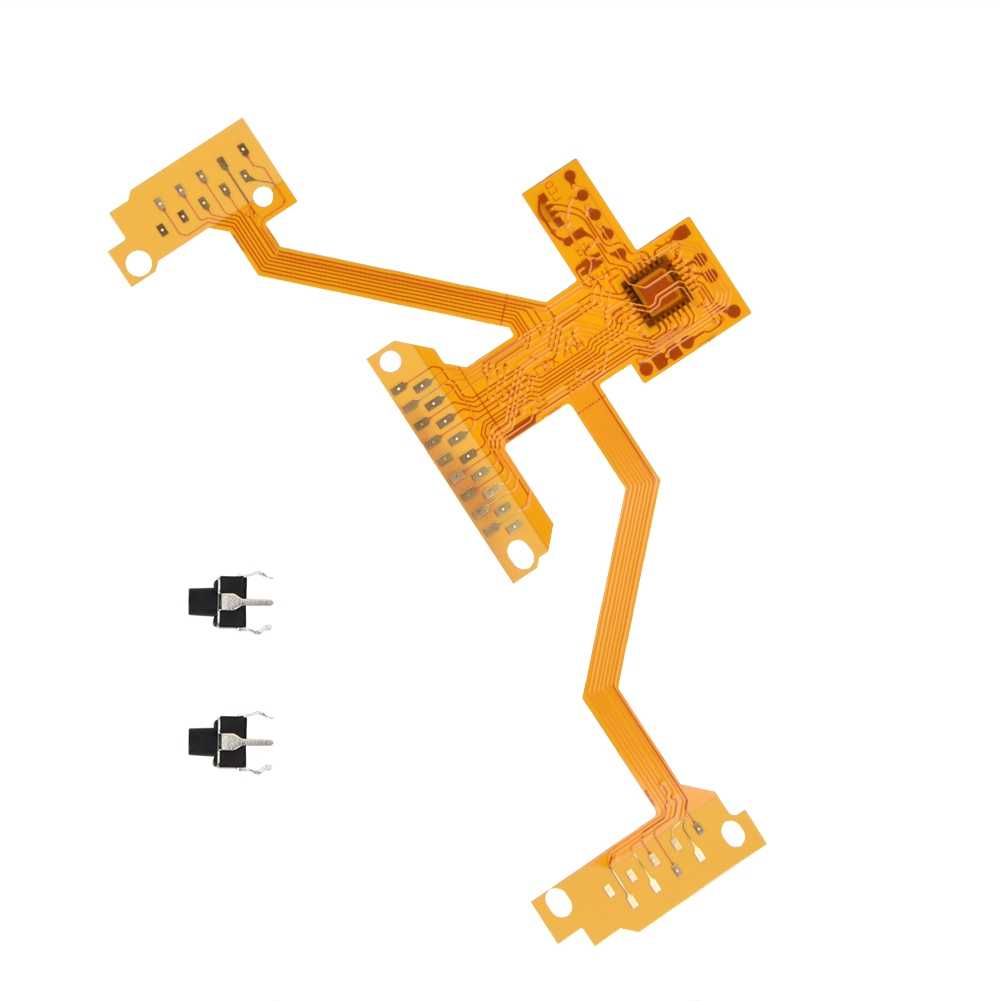 Replacement Game Accelerator Controller Gamepad Mod Board Flex Cable For PS4 2.0 Handle 2018 Hot Sale