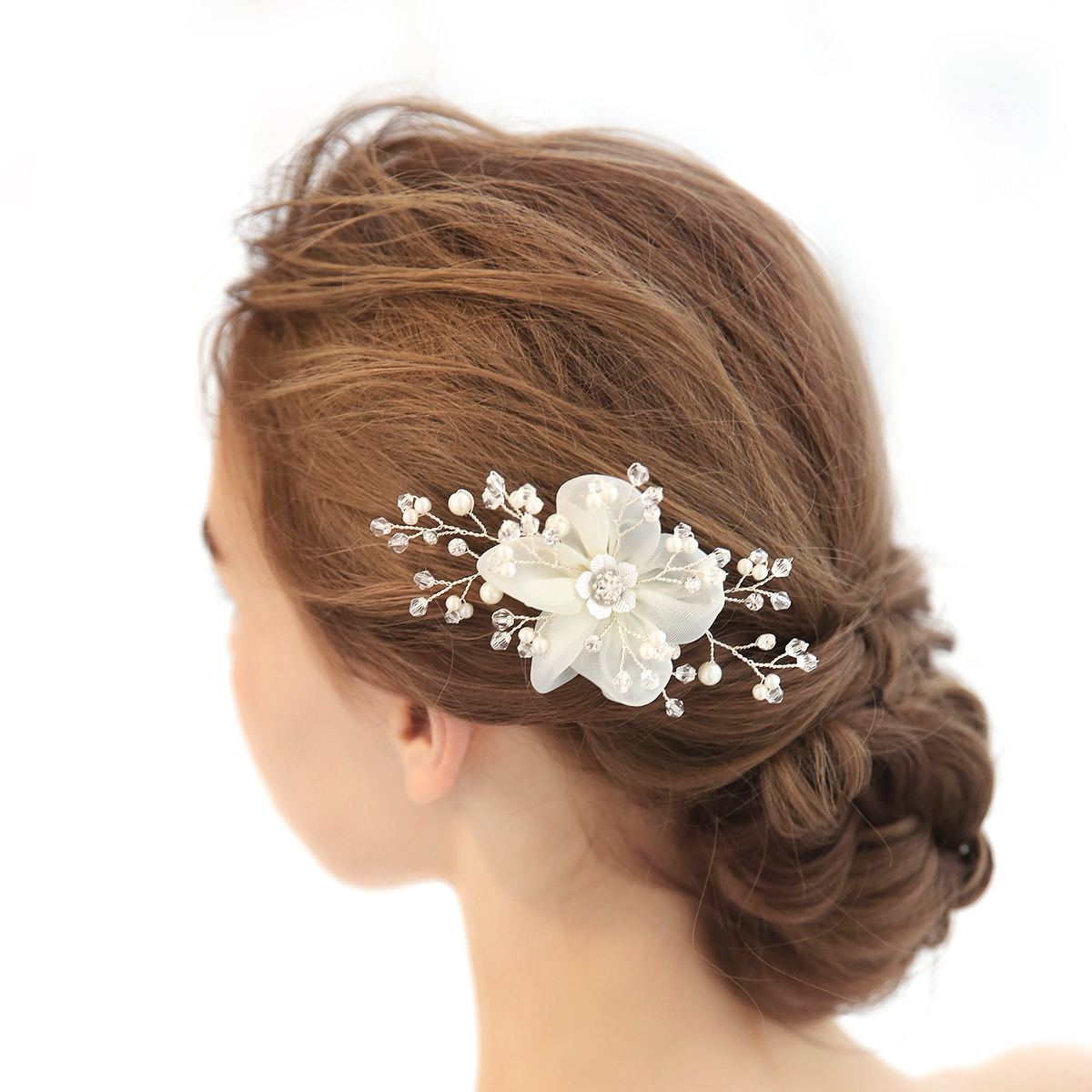 Weddings & Events Herzhaft 1 Stück Braut Headwear Hochzeit Strass Kristall Europäischen Stil Dekor Für Hochzeit üPpiges Design