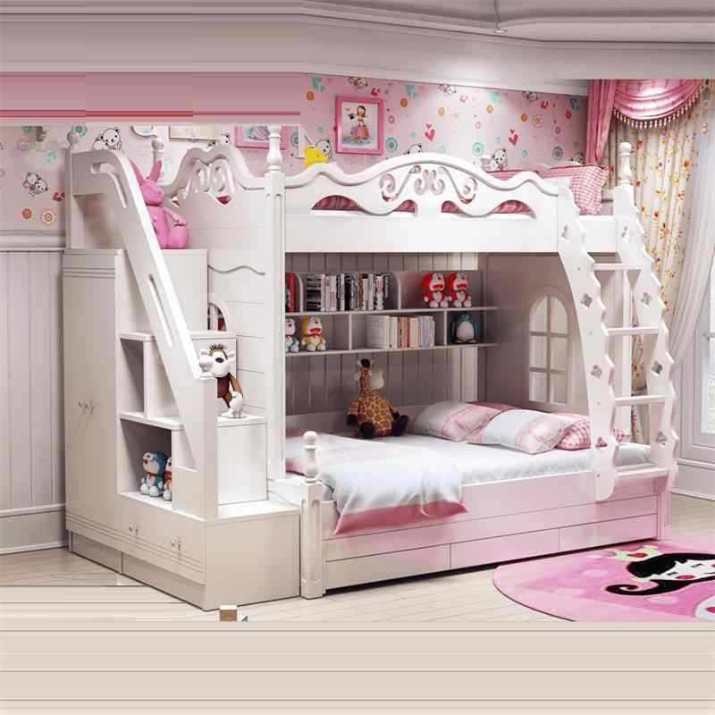 De Maison Modern Dormitorio Room Meble Letto A Castello Box Lit Enfant Mueble bedroom Furniture Cama Moderna Double Bunk Bed